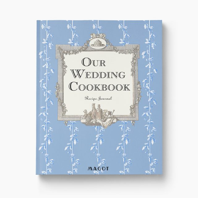 Our Wedding Cookbook