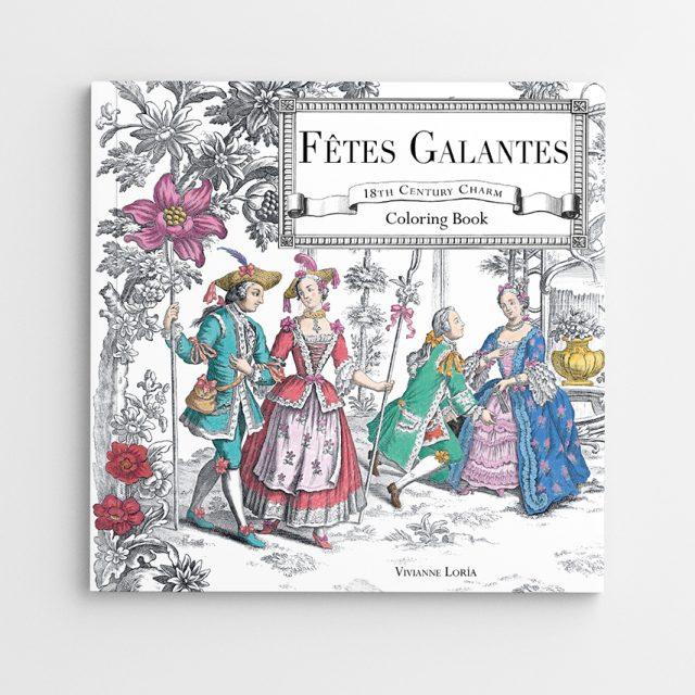 Fêtes Galantes : 18th Century Charm