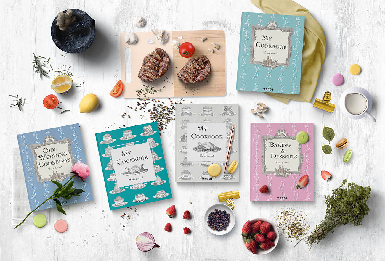 MAGOT Books & Paper Goods - About
