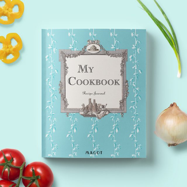 My Cookbook : Recipe Journal - by MAGOT Books