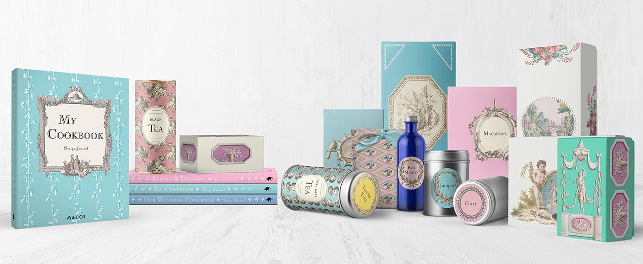 MAGOT books and paper goods - design studio