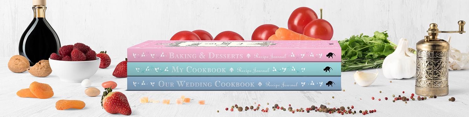 MAGOT recipe journals